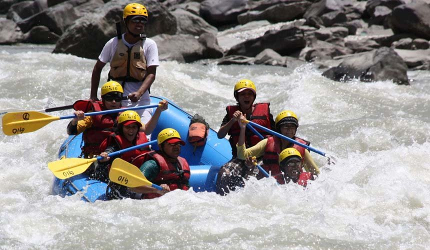 White Water Rafting - Tour