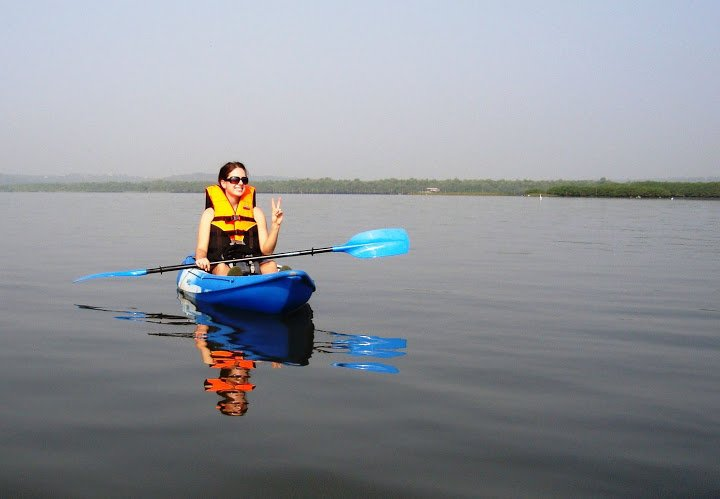 Kayaking (Nerul River Paddle in Goa) - Tour