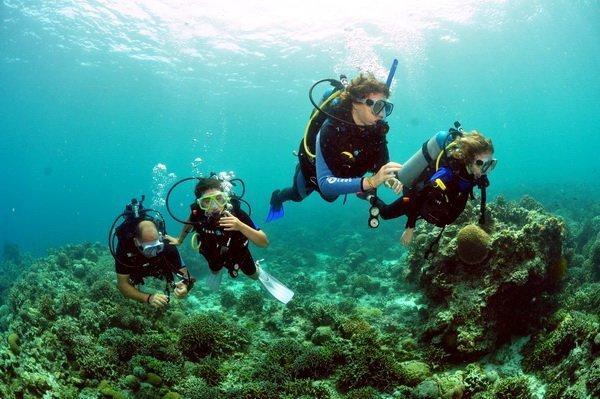 Discover Scuba Diving - Goa - Tour