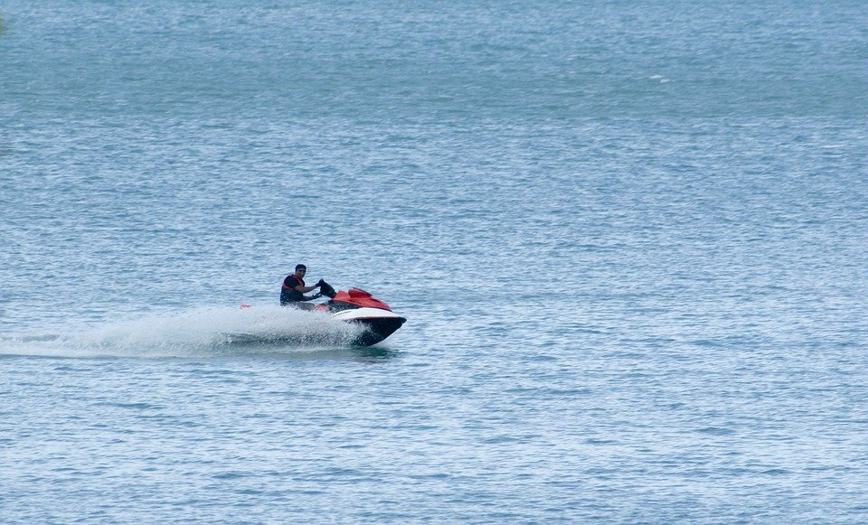 Jet Skiing and Parasailing Package at Mobor Beach - Tour