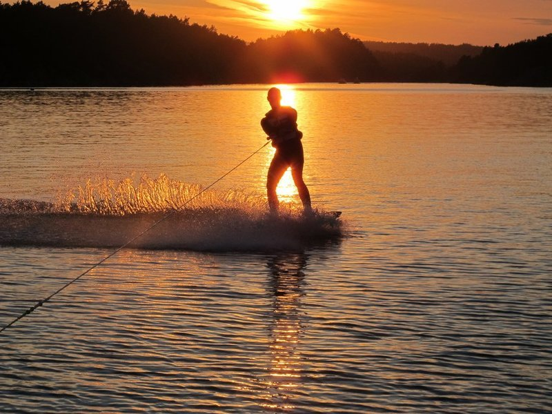 Wakeboarding for Learners - Tour