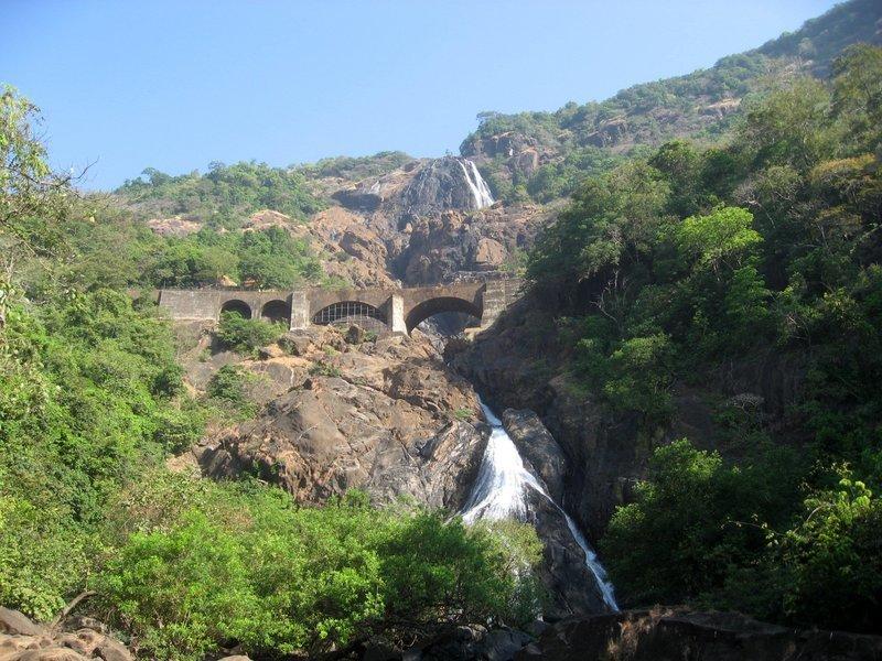 Jeep Safari to Dudhsagar Fall - Tour