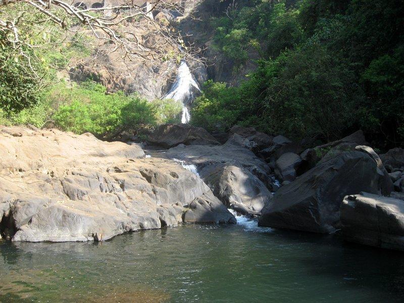 Water fall trip- Goa - Tour