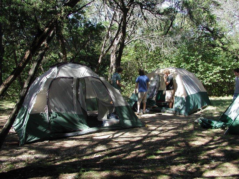 Jungle Camping - Tour