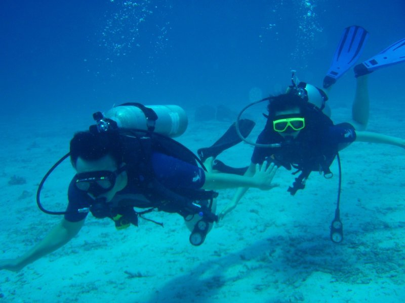 Scuba Diving for Beginners - Tour