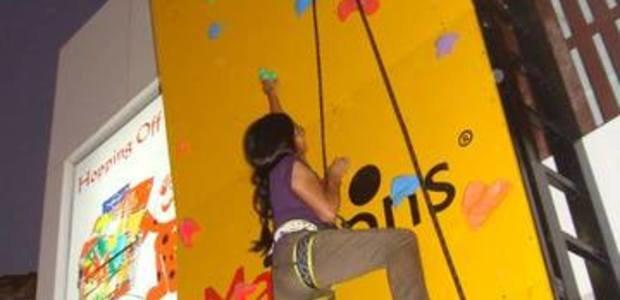 Rock climbing - Tour