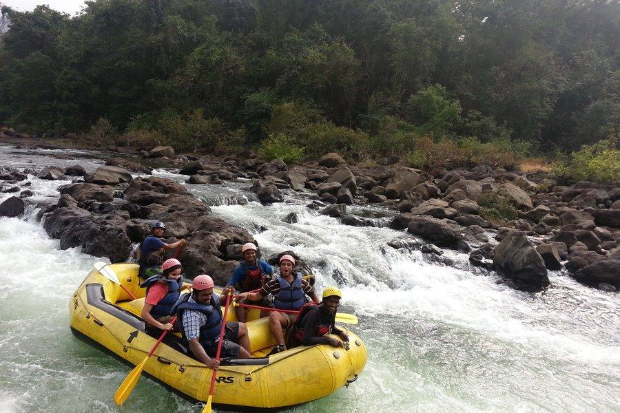 River Rafting On Vaitarna River - Tour