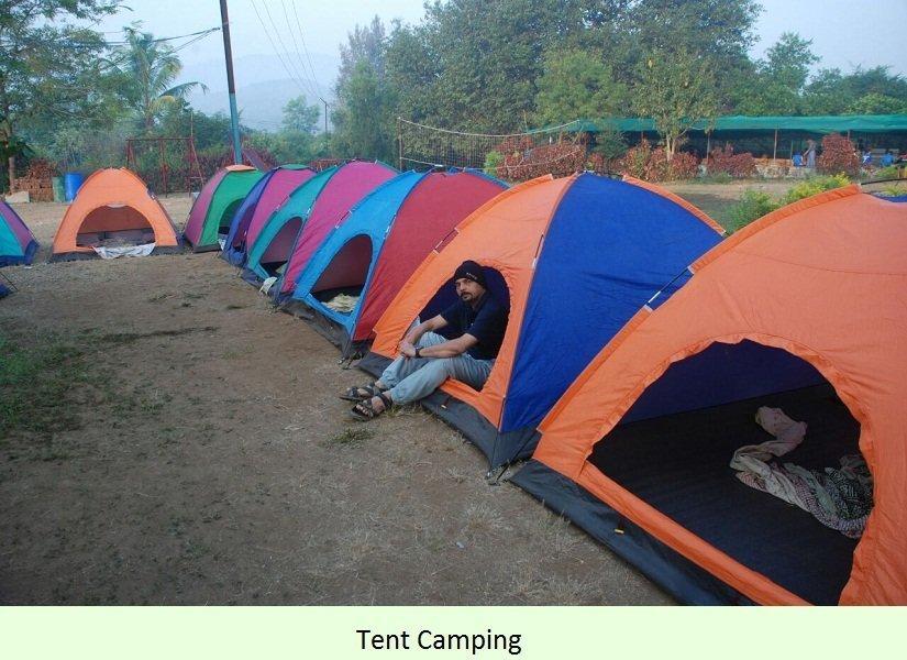 Overnight Camping (Starts at 12:30 p.m.) - Tour
