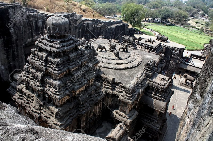 Same day Ajanta & Ellora Caves Tour from Mumbai with RETURN FLIGHT TICKETS - Tour