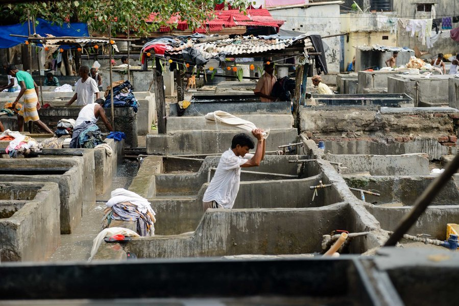 The Dhobi Ghat Tour - Tour