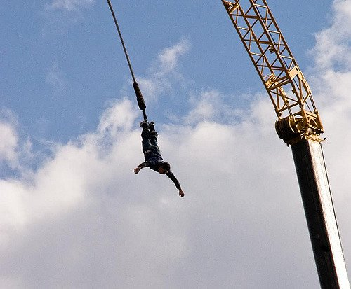 Bungee Jumping at Rishikesh - Tour