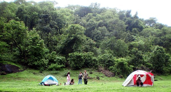 Trekking and Camping at Virar - Tour