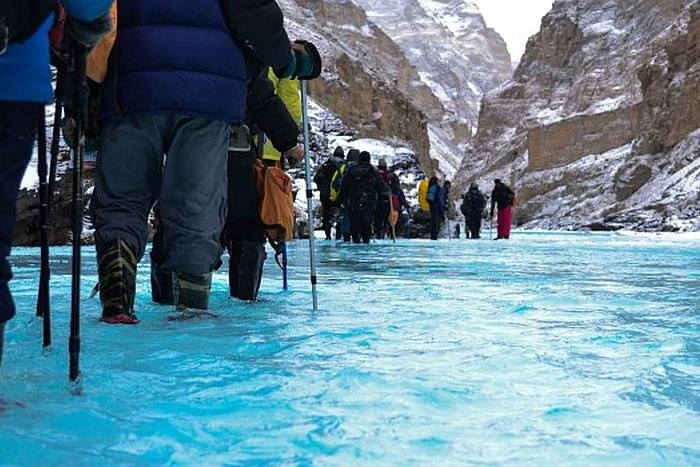 The Chadar Frozen River Trek - Tour