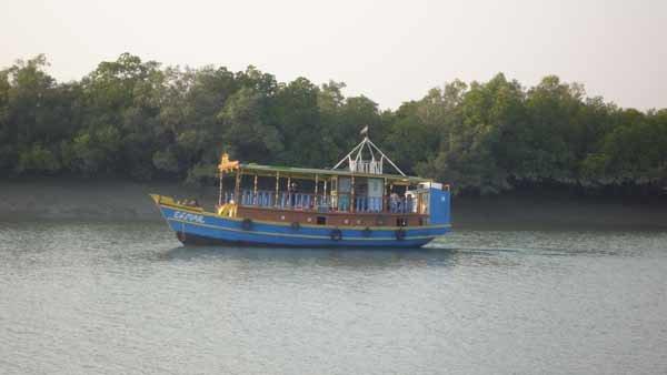Sundarban's Elmar - Tour