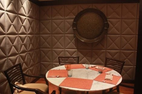 Personal Dining Room@Taj Lands End - Tour