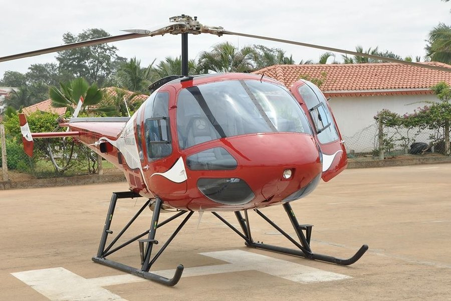 Helicopter Tour Mumbai - Tour