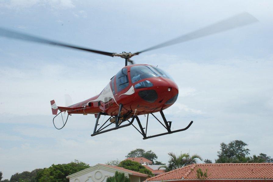 Helicopter Tour In Mumbai - Tour