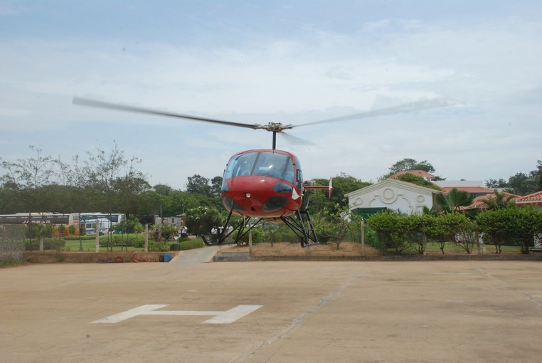 Helicopter Tour -Mumbai - Tour