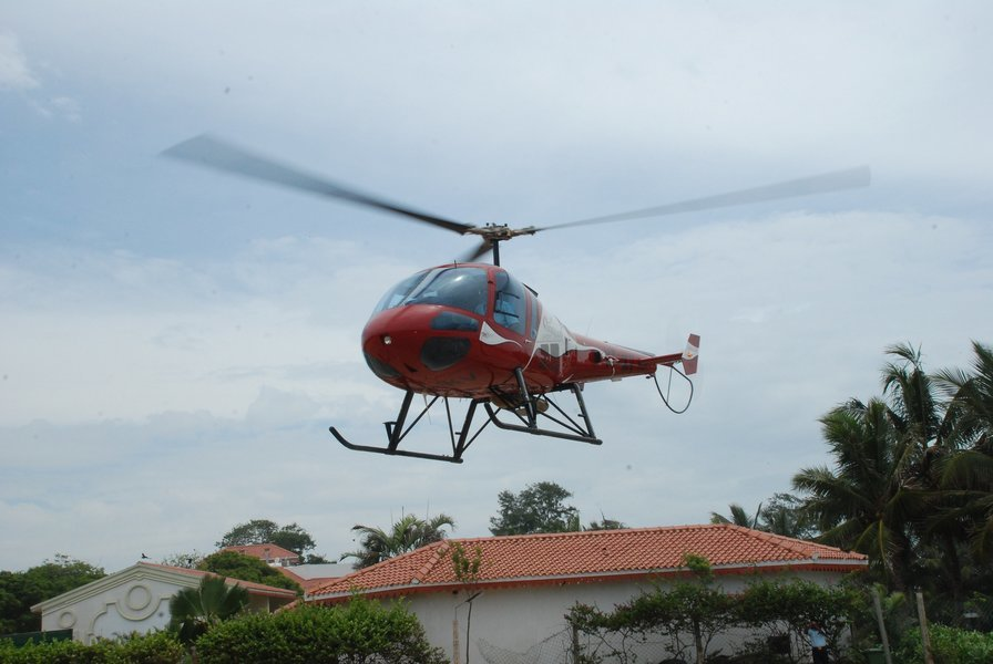 Mumbai Helicopter Tour - Tour
