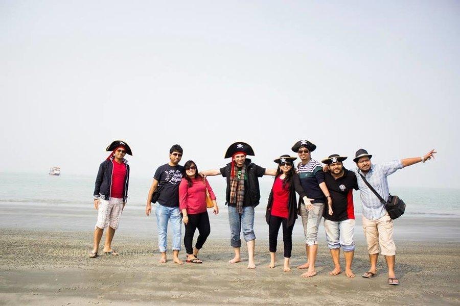 Sundarbans Pirates Party - Tour