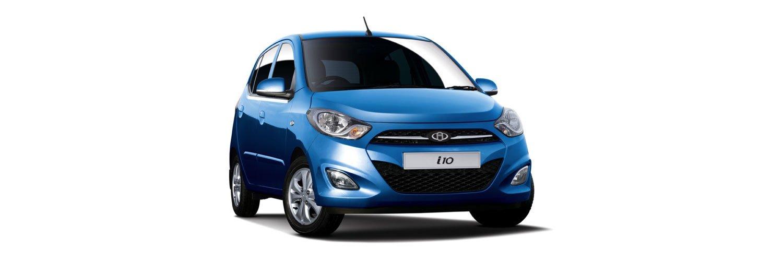Hyundai i10 Automatic - Tour