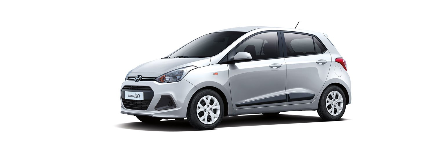 Hyundai i10 Grand Automatic - Tour