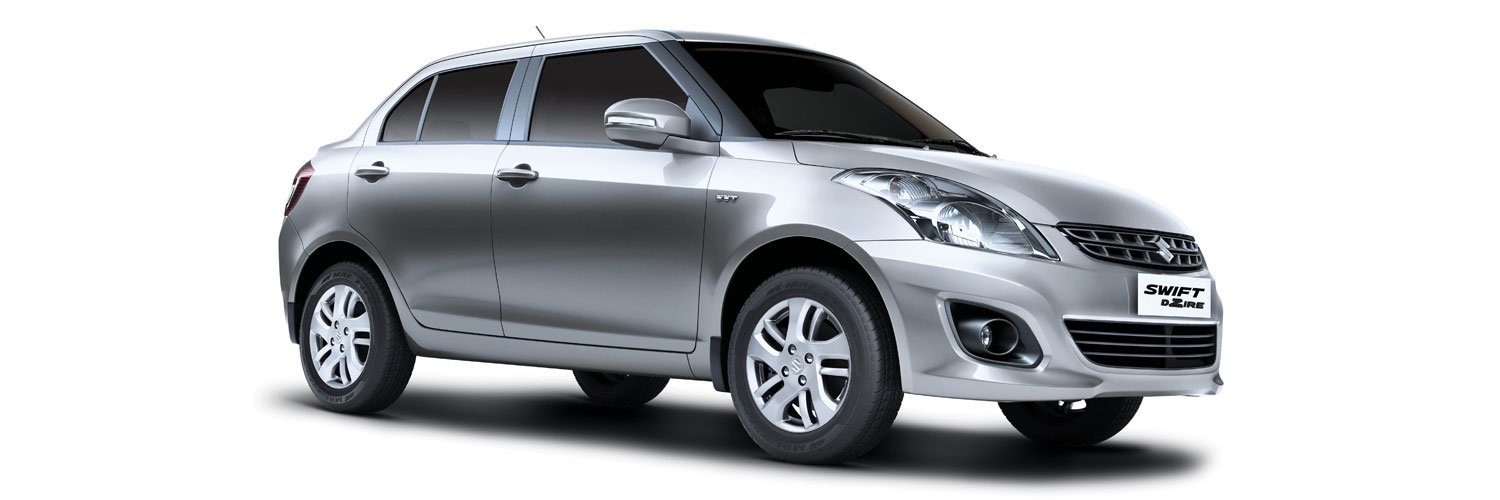 Swift Dzire - Tour
