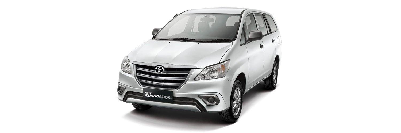 Toyota Innova - Tour