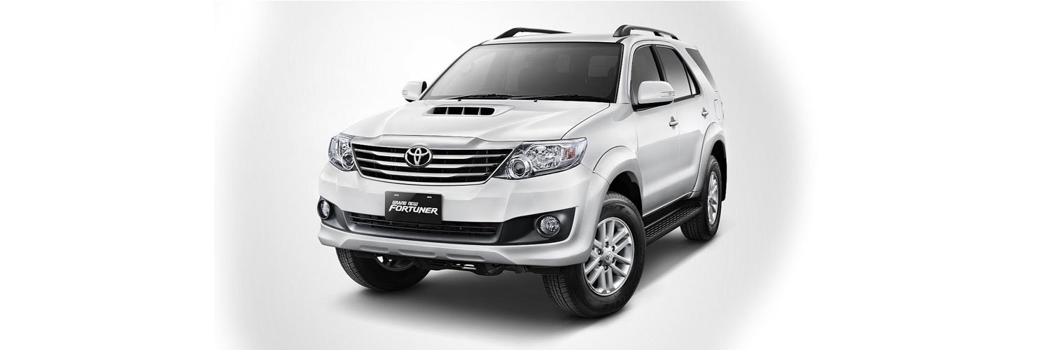 Toyota Fortuner - Tour