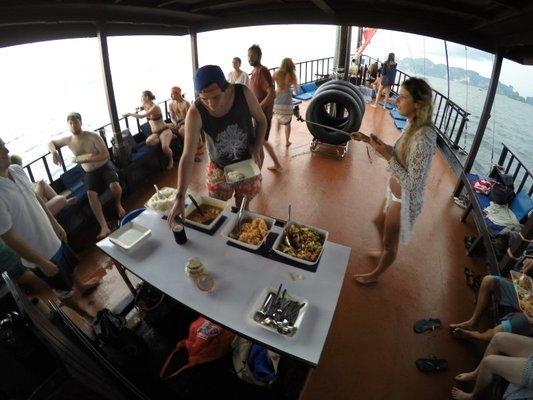 Luxury 5 Island Sunset Cocktail Cruise - Krabi - Tour