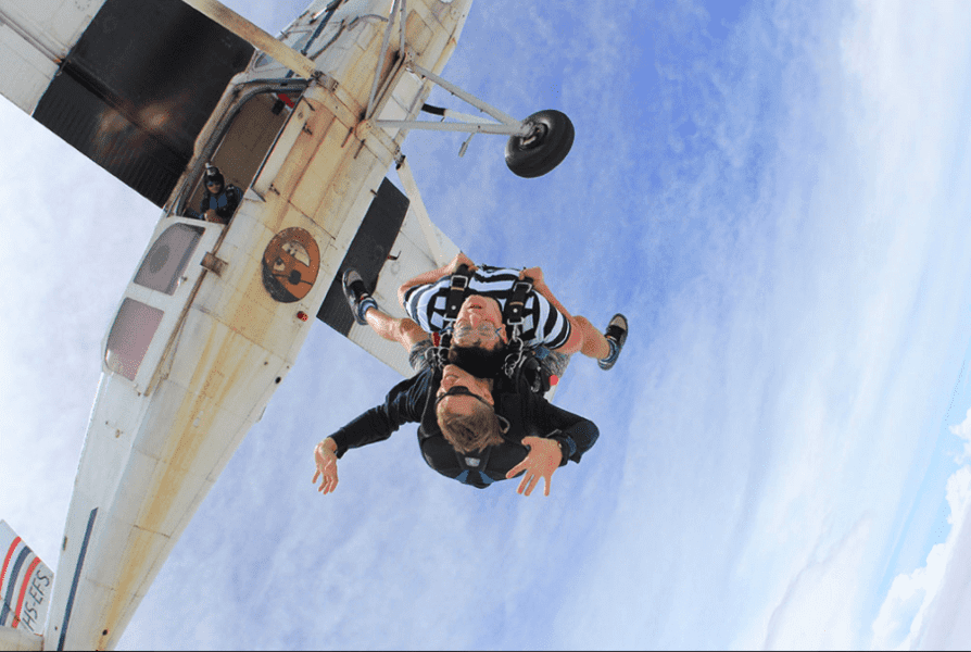 Skydiving in Pattaya (Deposit Only) - Tour
