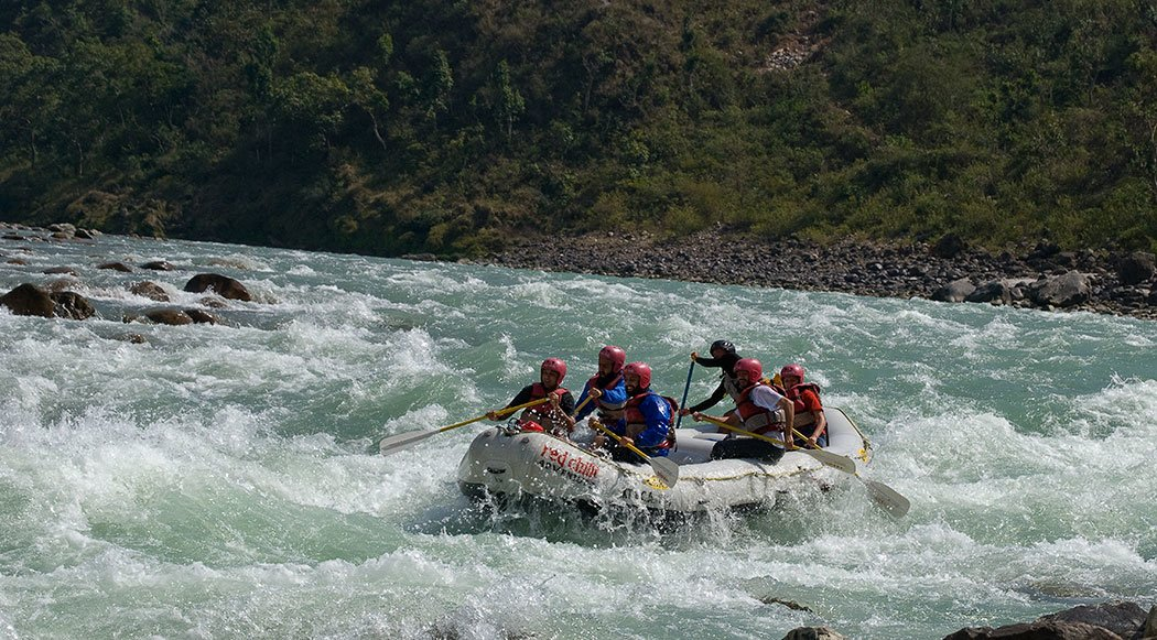 Kali River Rafting Expedition - Tour
