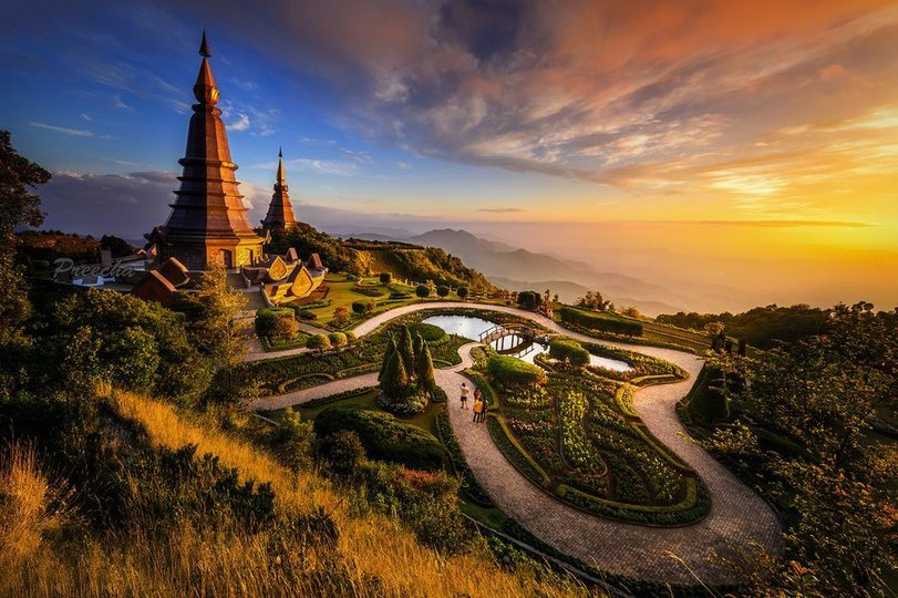 Doi Inthanon National Park Day Tour in Chiang Mai - Tour