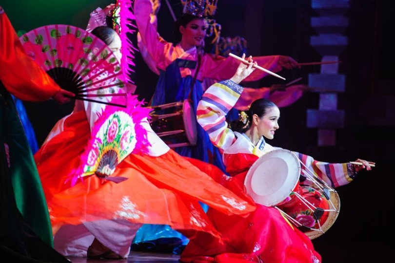 Alcazar Show - Pattaya - Tour