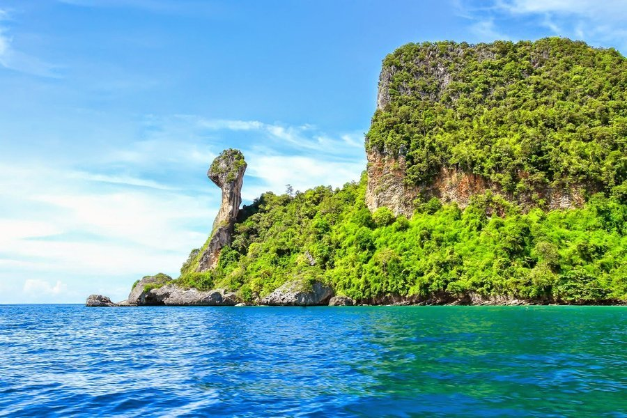 Krabi 4 Islands Day Tour by Speedboat - Tour