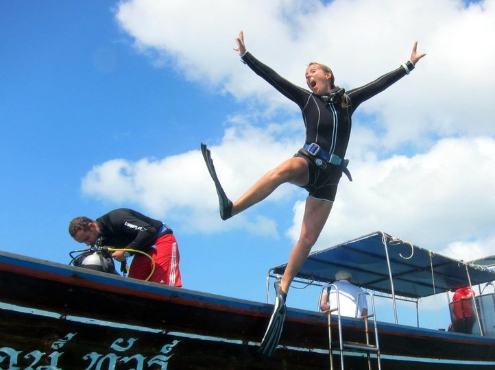 Discover Scuba Dive in Samui - Tour