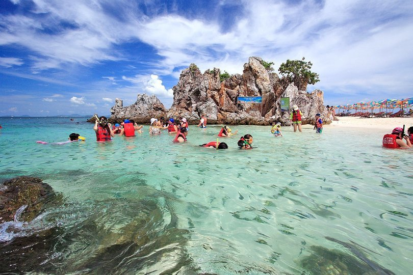 Phi Phi Islands Speedboat Day Tour from Phuket - Tour