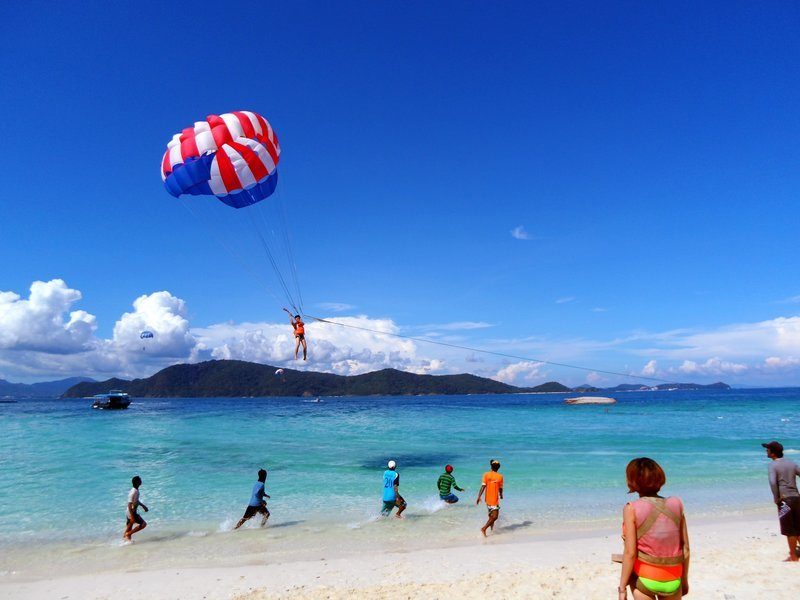 Coral Island Tour with Watersports (Pattya) - Deposit only - Tour