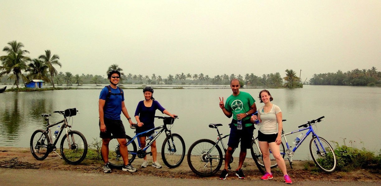 Old Goa Cycle Tour - Tour