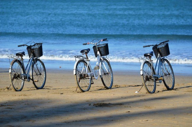 Island Cycling Goa - Tour