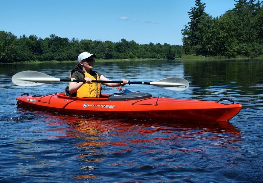Kayaking in Chapora River - Tour