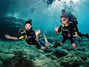 PADI Open Water Course - Tour