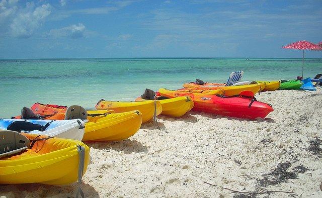 Kayaking Rental - Tour