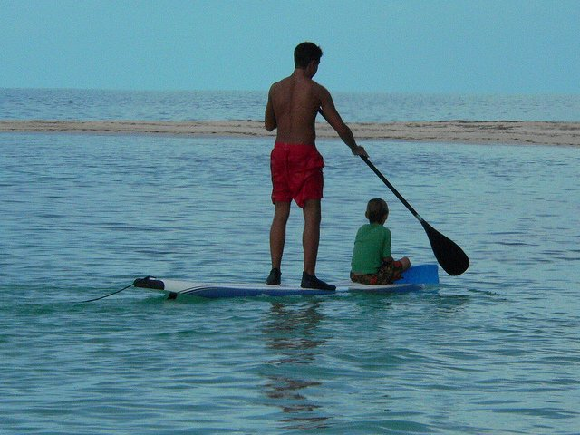 Paddle Boarding in Goa - Tour