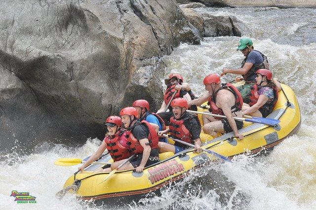 White Water Rafting July - Sept - Tour
