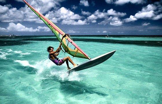 Wind Surfing Goa - Tour