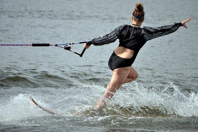 Water Skiing - Tour