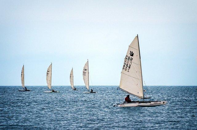 Dinghy Sailing - Tour