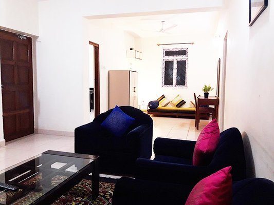 2 BHK 2 AC, POOL FACING IN KAMAT 2 - Tour