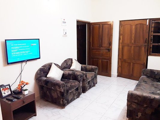 2 BHK 2 AC, WITH 1 WASHROOM NEAR LAS VAGAS ARPORA GROUND FLOOR - Tour